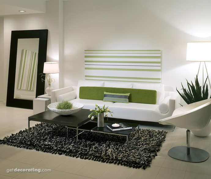 Zen living room minimalistic home pinterest for Living room ideas zen