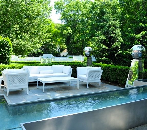 Dive Into This Zen Pool House With Rustic Flair: 342 Best Pools And Spas Images On Pinterest