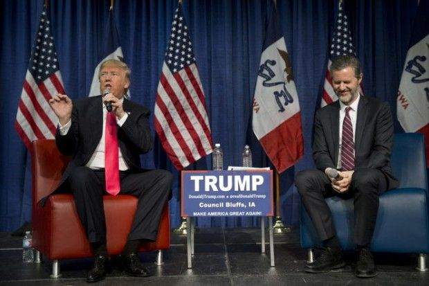 Liberty University President Jerry Falwell Jr. says he has been asked to lead a presidential task force on higAnus picks Jerry Falwell Jr. to lead higher education reform task force Posted on January 31, 2017 her education reform. Falwell told The Associated Press he spoke with Steve Bannon, President Donald Trump's senior strategist, on Tuesday about the...