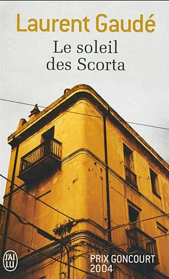 Prix Goncourt 2004. Bien écrit.