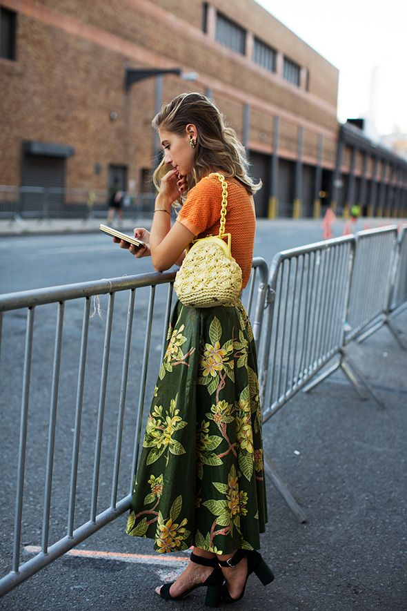 On the Street…Washington St., New York