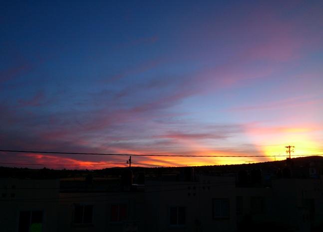 Foto tomada con un Xperia Pro (8.1MP). Cortesía de @alekscalderon. ¡Gracias!