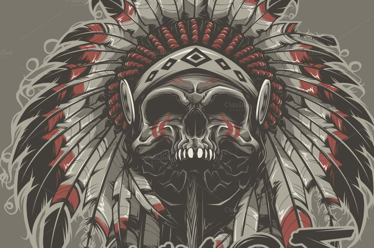 Dead Chief 2 by daver2002ua on Creative Market