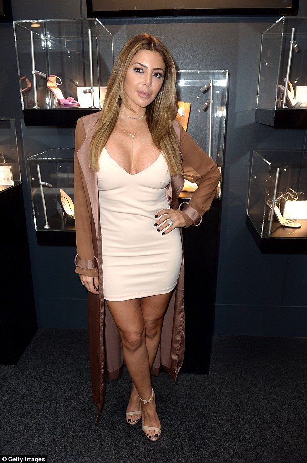 A new fellow? Larsa Pippen was spotted getting close to Future at his birthday party in Beverly Hills on Sunday, according to TMZ. Here she is seen in September