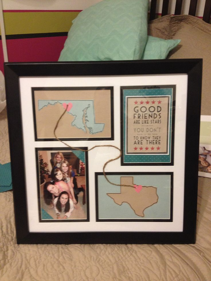 Going away present for Your sorority sisters or your college besties!