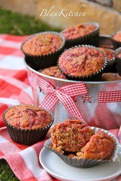 Muffins de remolacha