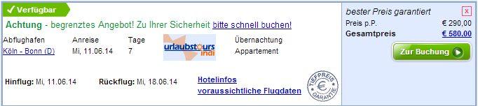 Reise: Frühbucher: 7 Tage Teneriffa im sehr guten 3 Sterne Hotel für 290€ - http://tropando.de/?p=3166