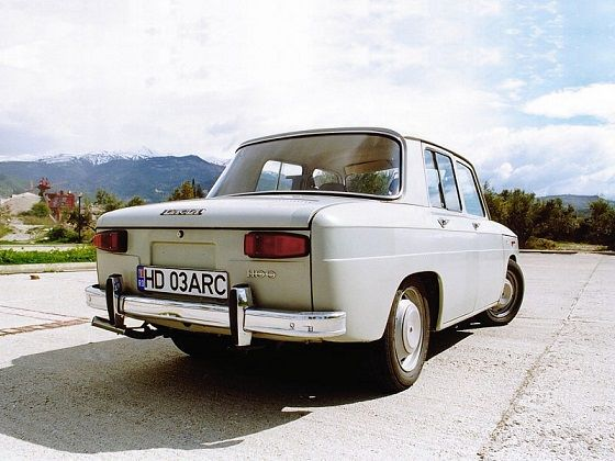 Dacia 1100 (1968 – 1971).