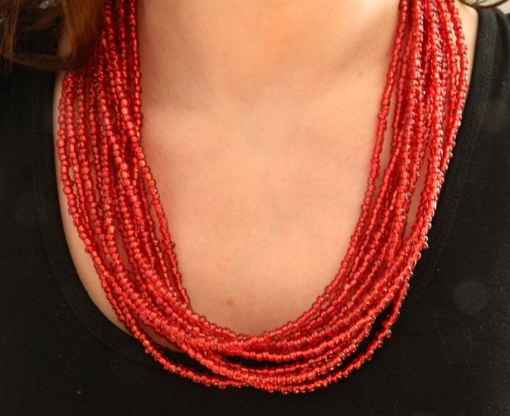 CLICK HERE TO VOTE FOR OUR DESIGN AND HELP US BECOME WORLD-FAMOUS JEWELRY DESIGNERS!  --http://www.shopbevel.com/vote/poppy-red/1949-vibrant-poppy-necklace/