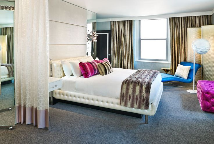 W Chicago - City Center - wow King Bedroom
