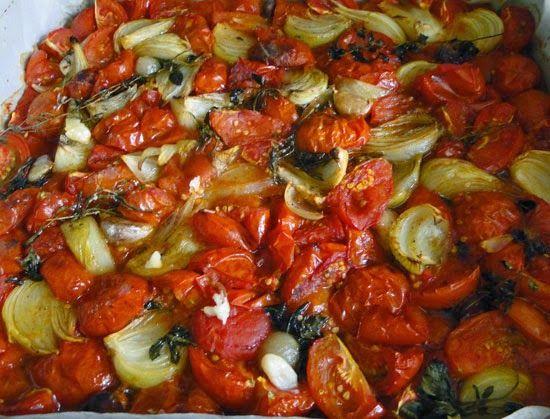 kudy-kam: Omáčka Sugo z pečených rajčat
