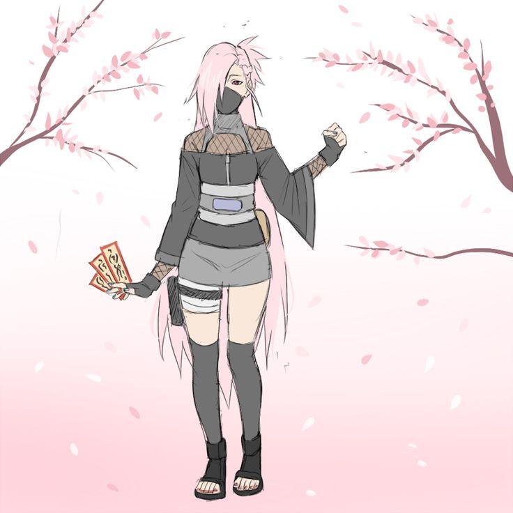 Female Naruto Adoptable 7 by BayneezOne on DeviantArt