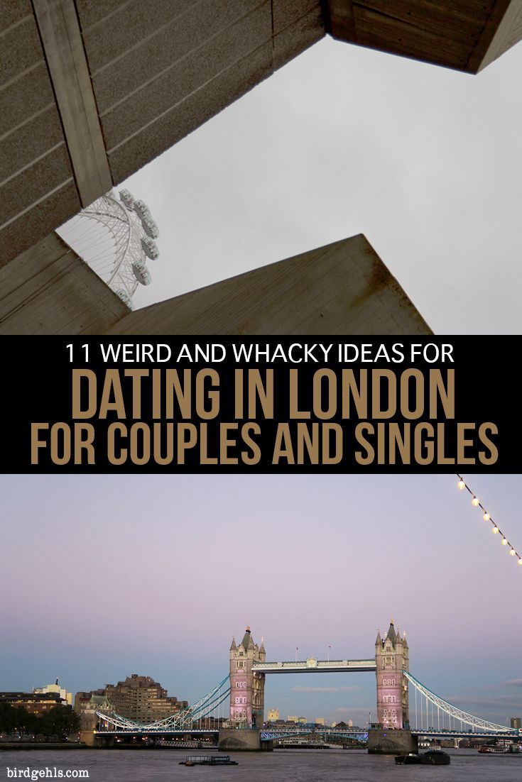 Out of the ordinary date ideas