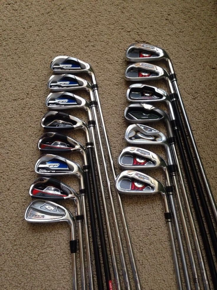 (15) King Cobra & TaylorMade 6 Irons from Demo Kit Assorted Wholesale Golf Clubs #TaylorMade