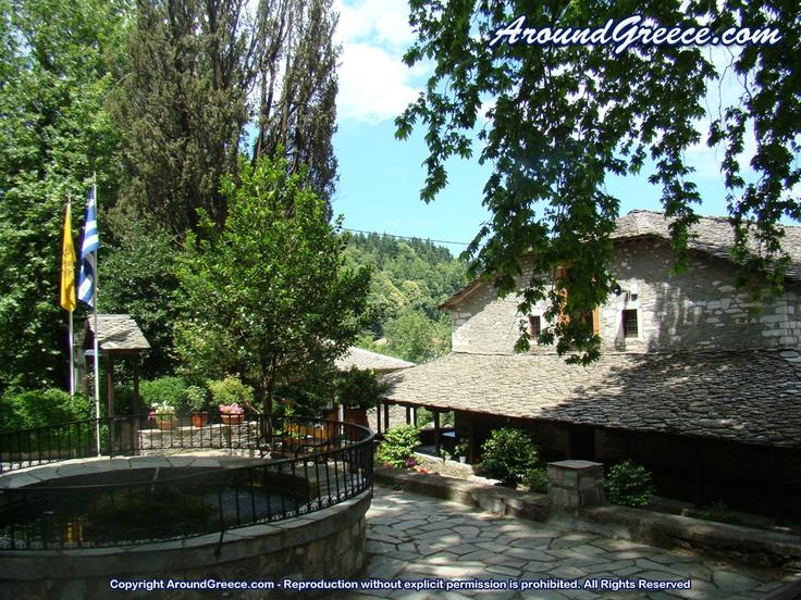 The church of Agia Marina in Kissos village  http://www.aroundpelion.com