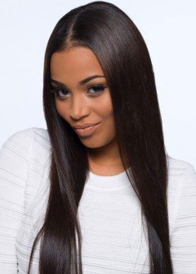 Best 25+ Straight weave hairstyles ideas on Pinterest | Straight ...