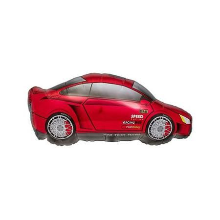 "Racing Sports Car 32"" Balloon (Each) - Party Supplies"