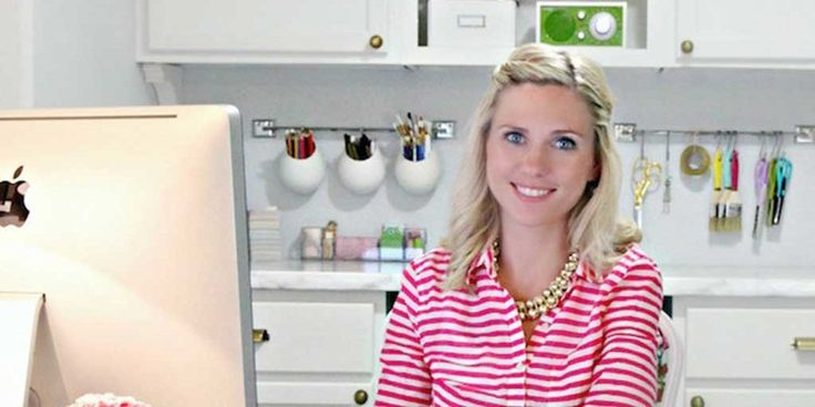 I Heart Organizing blogger Jen Jones knows her way around a smart storage system.