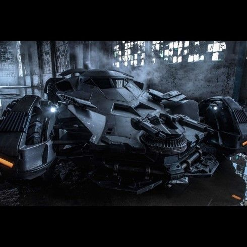 'Batman v Superman: Dawn Of Justice' Video Shows Batmobile In Action [Watch] - http://www.movienewsguide.com/batman-v-superman-dawn-justice-video-shows-batmobile-action-watch/163387