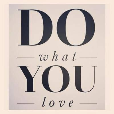 Do What You Love!! #worldofcrafters