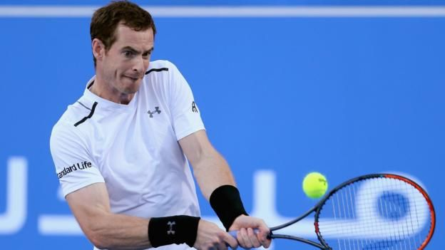 #tennis #news  Murray ends 2016 with win over Raonic