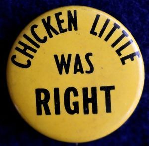 chicken little button - Google keresés