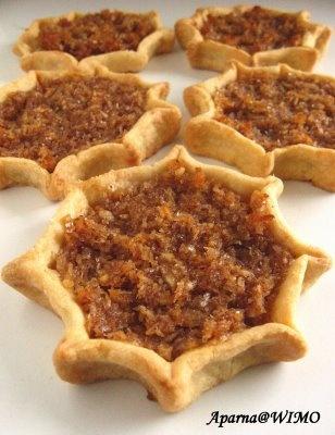 Gizzada (tartelette à la noix de coco jamaïcaine) (La Réelle Hauteur des Hommes, Éds Láska)