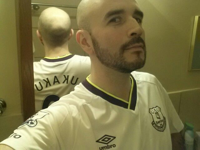 It's not a Christmas without an Everton kit!