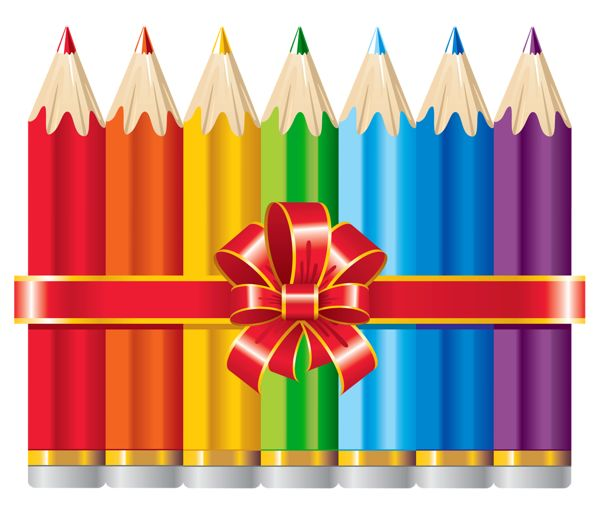 School Pencils PNG Picture