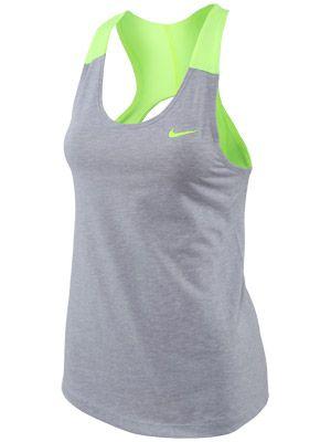 Nike Women's Summer 2 Vapor Touch Tank