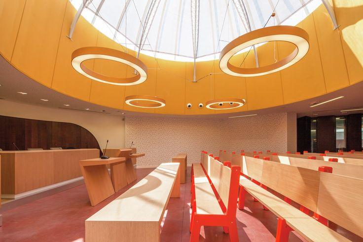 Lille Métropole Commercial Court / PetitDidier Prioux Architectes