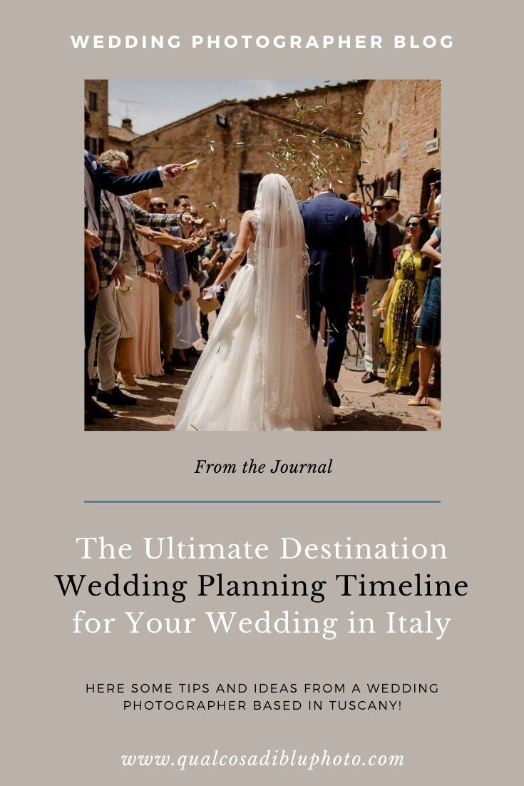 Ultimate Destination Wedding Planning Timeline For Your Wedding In Italy In 2020 Wedding Planning Timeline Destination Wedding Planning Timeline Italy Wedding