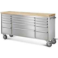 BuildDirect®: Hyxion Tool Chests - Could be an island in a kitchen.  It's sleek!