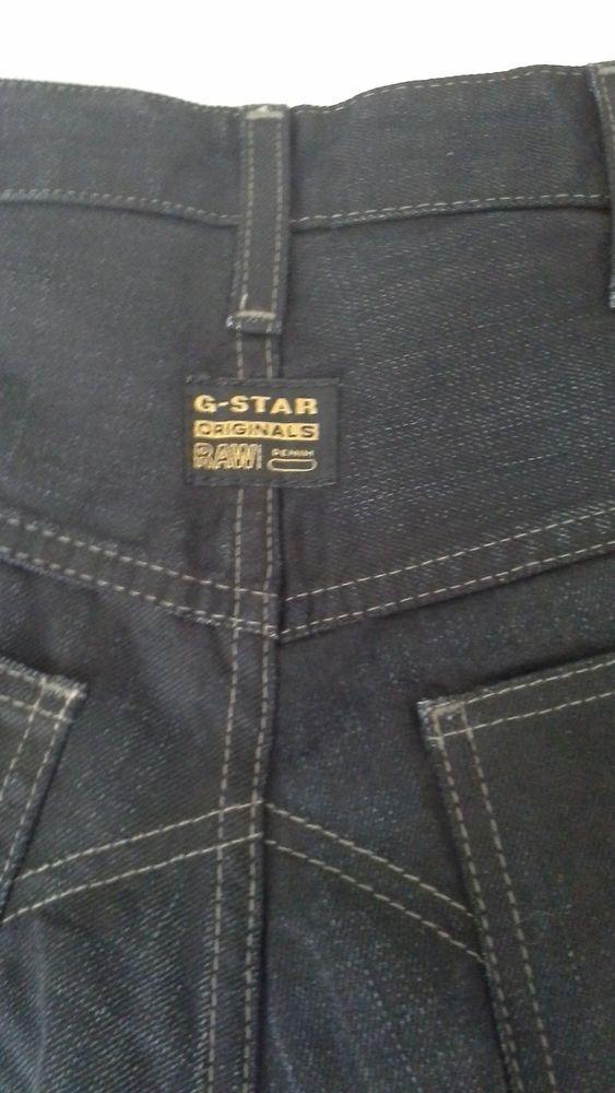 G STAR RAW LOOSE MENS JEANS W32 L 32 #GSTAR #ClassicStraightLeg