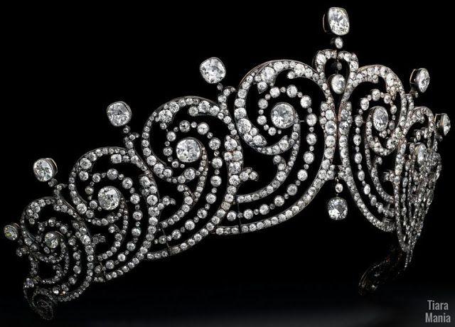Tiara Mania: Countess of Essex's Diamond Tiara