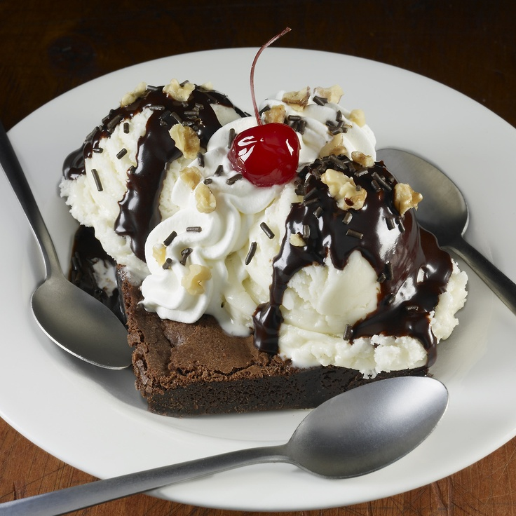 Brownie Hard Rock Cafe