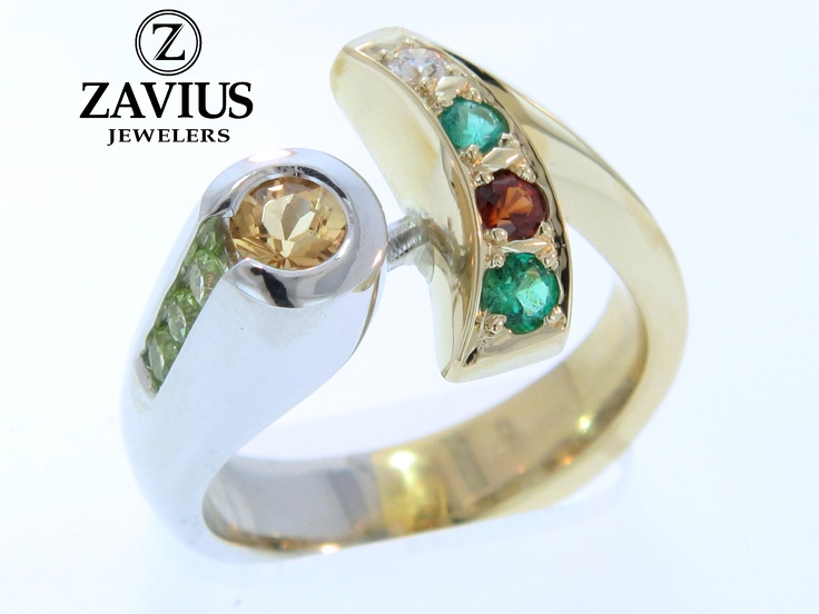 this is a unique s ring design my style