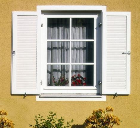 Ötletmozaik - Zsalugáter, spaletta ablakon, ajtón