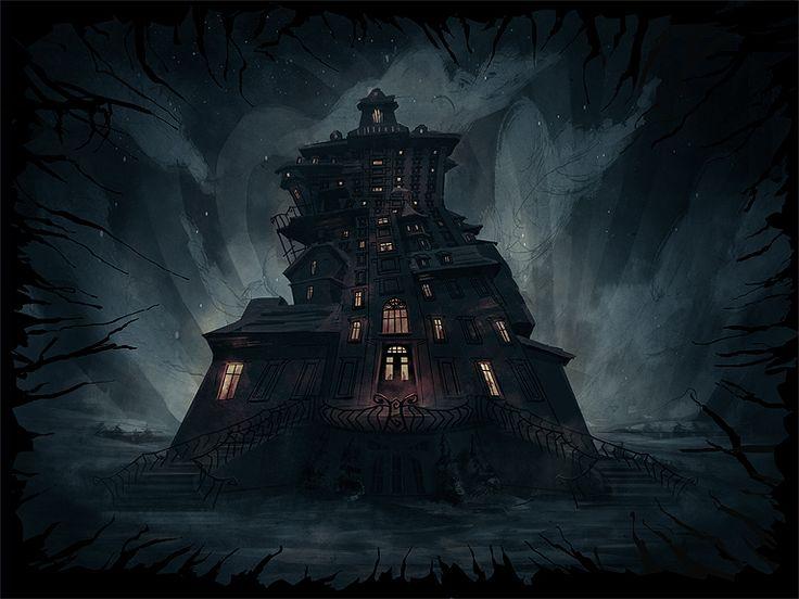our darker purpose by logartis - Halloween Wallpapaer