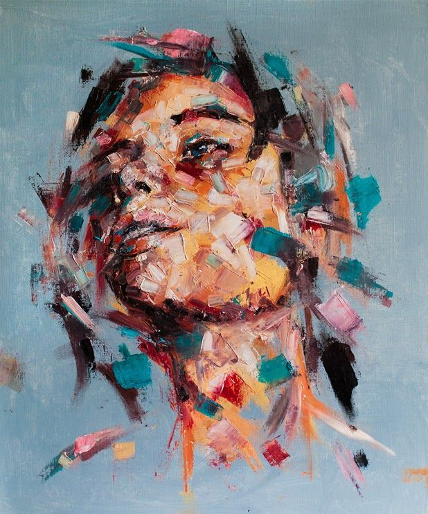 paintings by Davide Cambria                                                                                                                                                                                 More