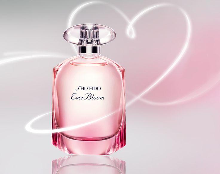 #EverBloom: un'impronta preziosa che rivela la femminilità racchiusa in ognuno di noi!  http://everbloom.shiseido.it/