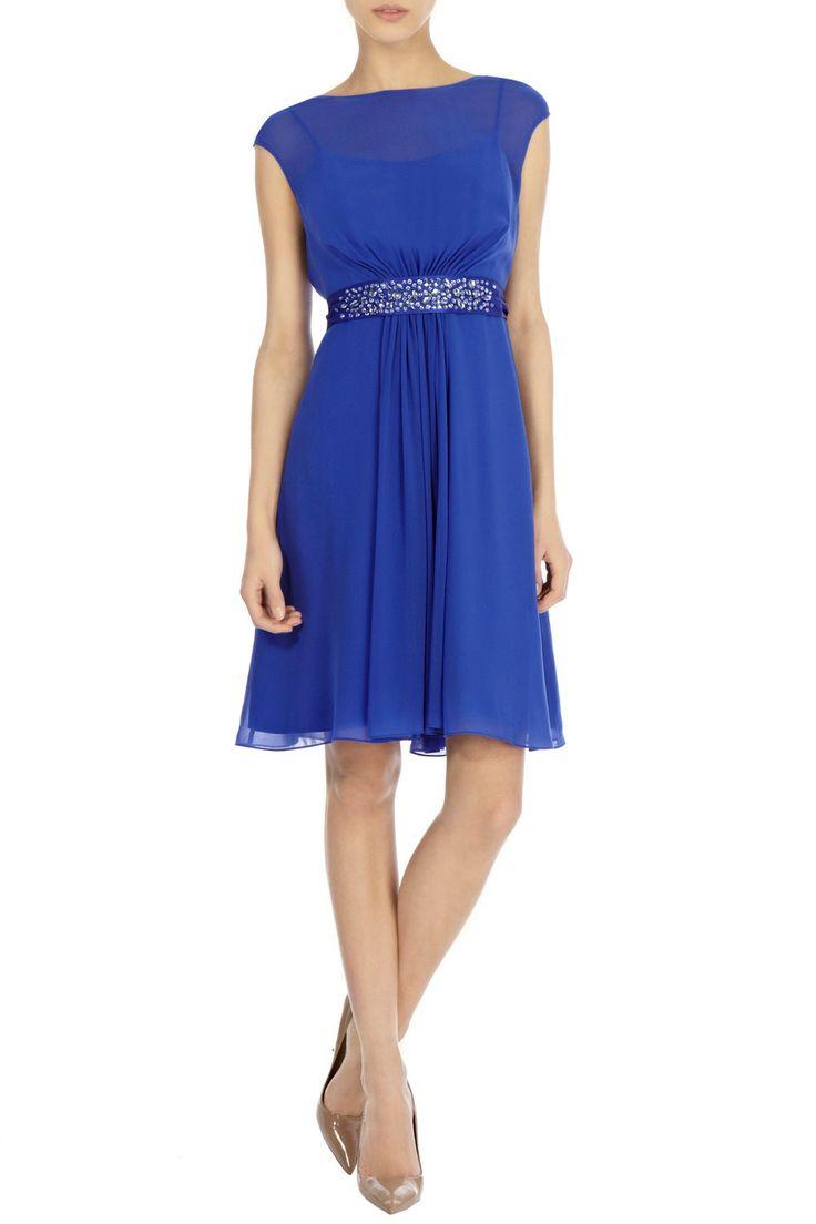 Short Dresses   Blues LORI LEE SHORT DRESS   Coast Stores Limited