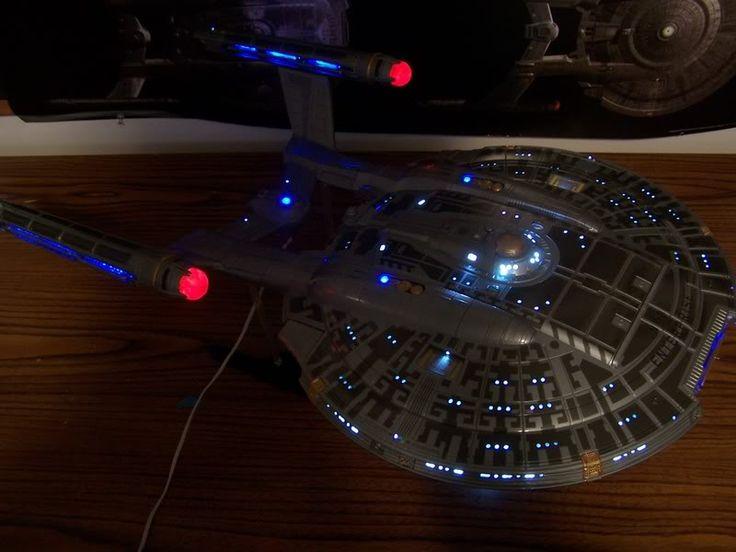 Star Trek Models To Build