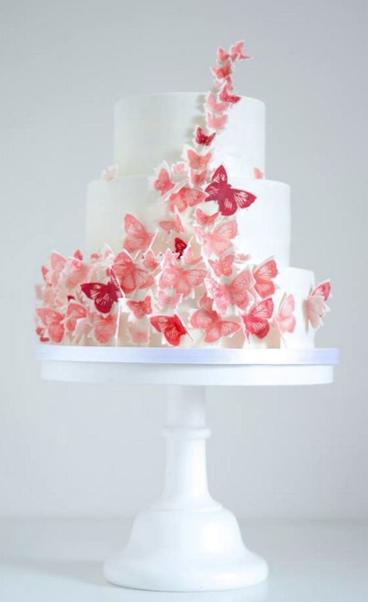 Wedding cake idea; Featured: T Bakes