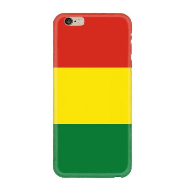 Look! My DIY : Flag of Bolivia iPhone case , free shipping 2016 | diythinker.com