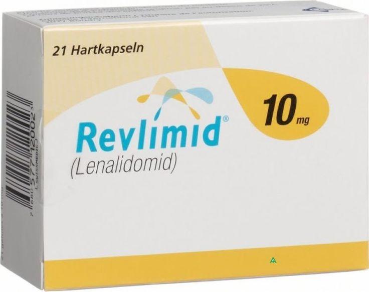 Προσοχή το Revlimid έχει πολλές παρενέργειες