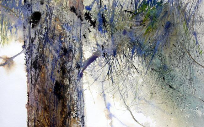 résines - Painting ©2008 par Reine-Marie PiNCHON - Peinture
