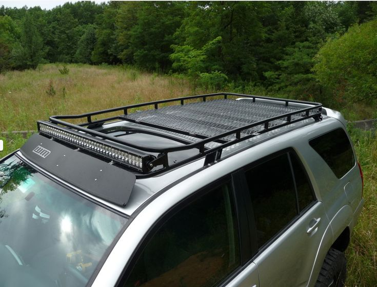 Whitson Metalworks Roof Rack Toyota Off Road Pinterest