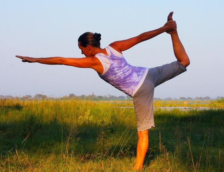 Yoga, meditation and walking soul safari - Zambia (Southern Africa) - May/June 2013