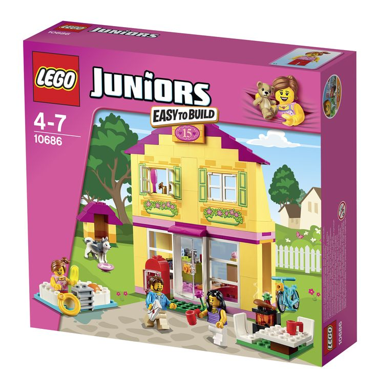 LEGO Juniors Einfamilienhaus